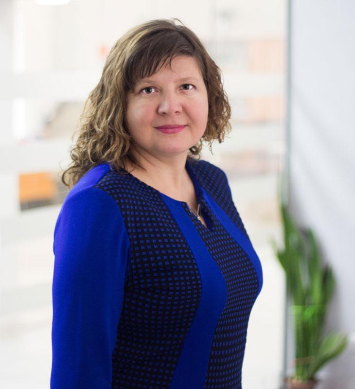 Anna Slobodenyuk